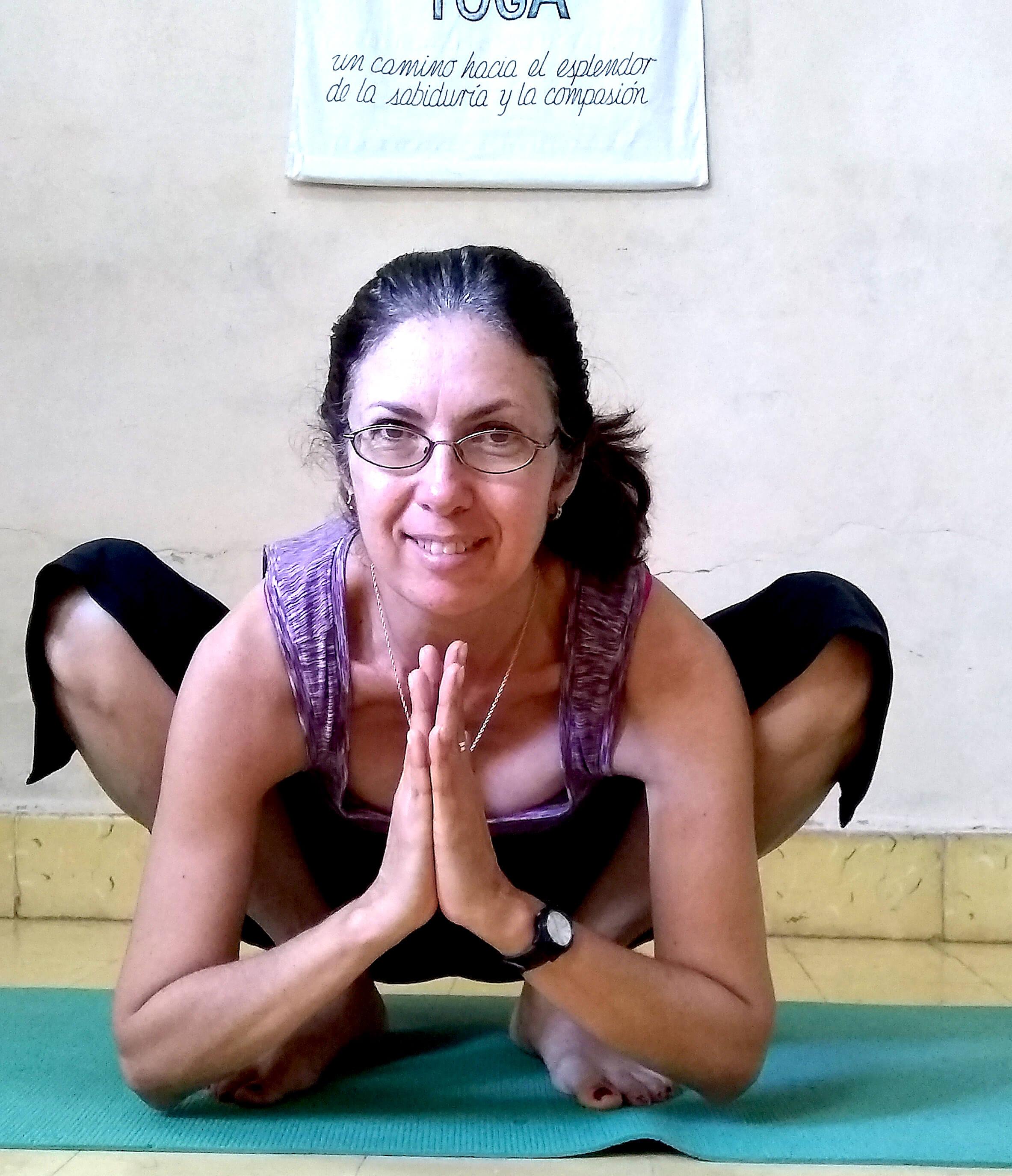 Yoga Cubano